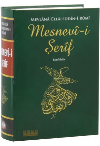 Mesnevi-i Şerif Tam Metin