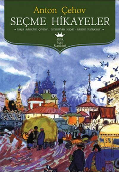 Seçme Hikayeler Anton Çehov
