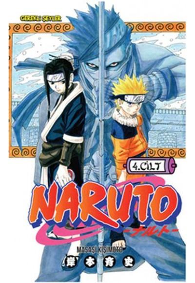 Naruto 04. Cilt
