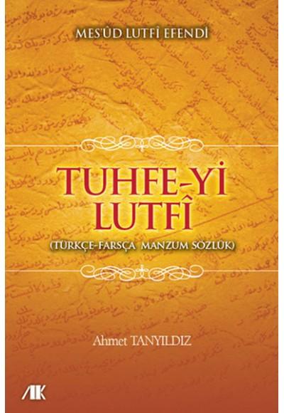 Tuhfe Yi Lutfi