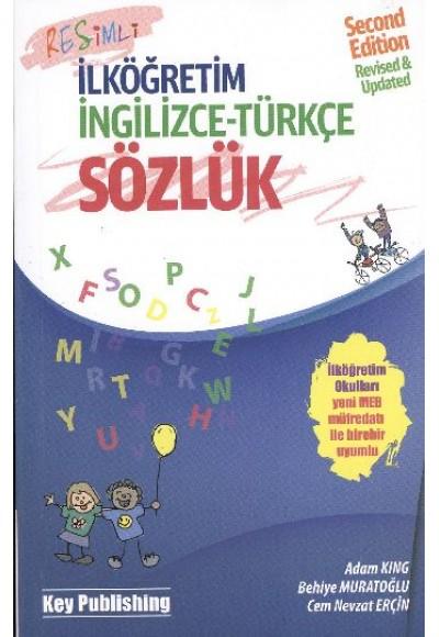 Resimli İlköğretim İngilizce Türkçe sözlük
