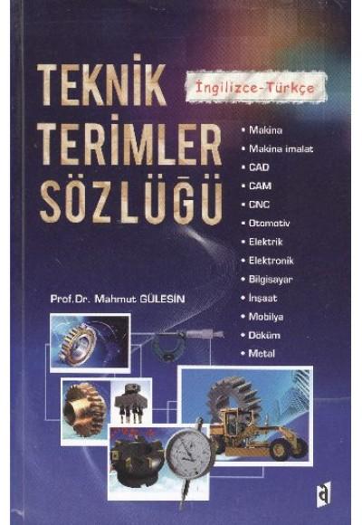 Teknik Terimler Sözlüğü