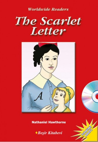 The Scarlet Letter Level 2 CD'li