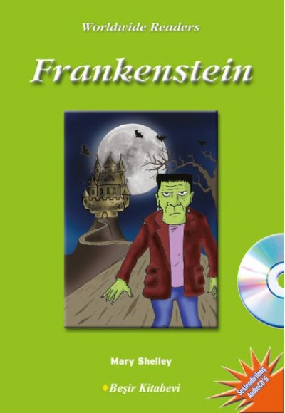 Frankenstein Level 3 CD'li