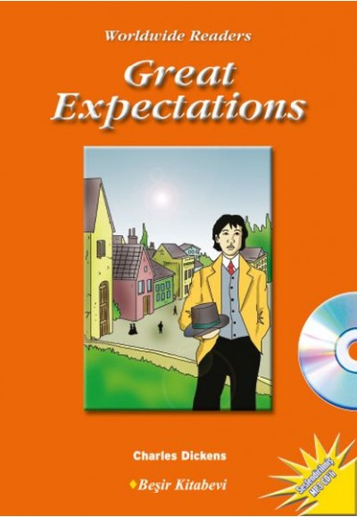 Great Expectations Level 4 CD'li
