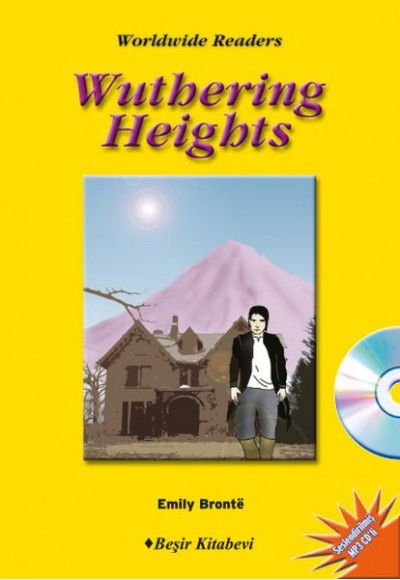 Wuthering Heights Level 6 CD'li