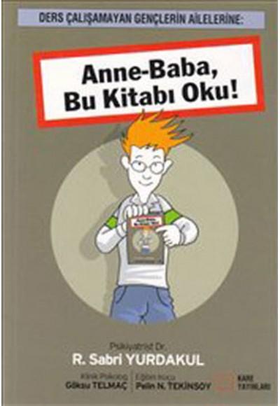 Anne-Baba Bu Kitabı Oku!