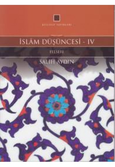 İslam Düşüncesi 4 - Felsefe