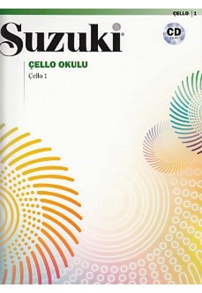 Suzuki Çello Okulu 1 CDli