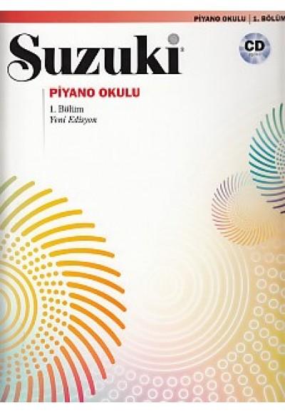 Suzuki Piyano Okulu 1 CDli