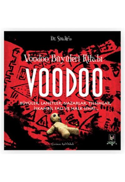 Voodoo Büyüleri Kitabı