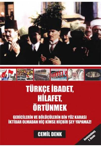 Türkçe İbadet, Hilafet, Örtünmek