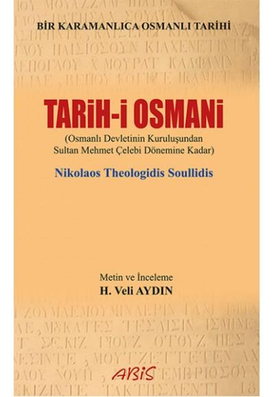 Tarih i Osmani