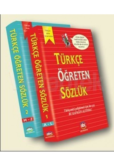Türkçe Öğreten Sözlük 2 Cilt Takım