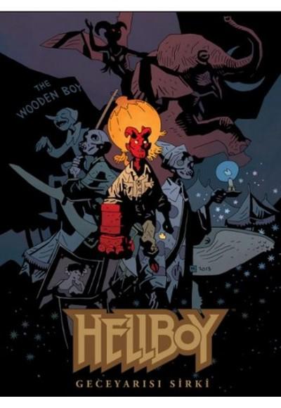 Hellboy Geceyarısı Sirki