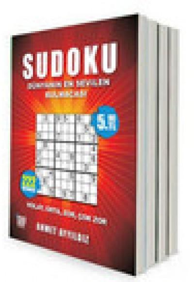 Yetişkinler İçin Sudoku 8 Kitap