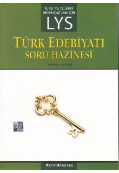 Altın Anahtar Türk Edebiyatı Soru Hazinesi