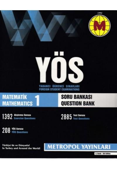Metropol YÖS Matematik Konu Özetli Soru Bankası 1 Yeni