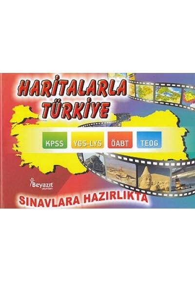 Haritalarla Türkiye Açıklamalı