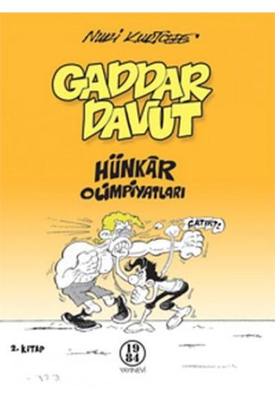 Gaddar Davut 2. Kitap Hünkar Olimpiyatları