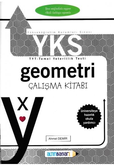 Altınbaşarı YKS TYT Geometri Çalışma Kitabı Ahmet Demir