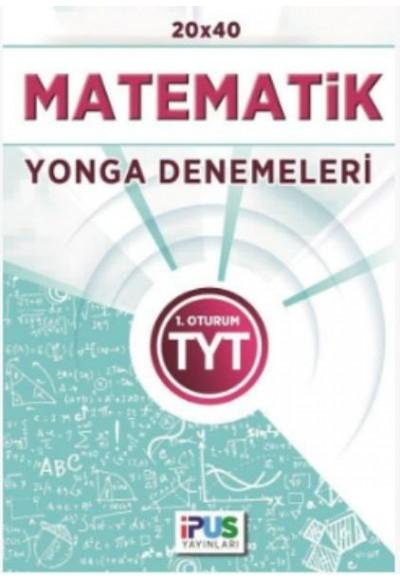 İpus TYT Matematik 20 x 40 Yoga Denemeleri