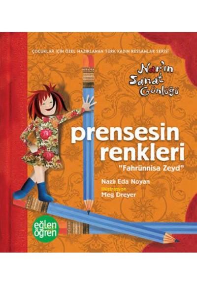 Narın Sanat Günlüğü 4 Prensesin Renkleri Fahrünnisa Zeyd