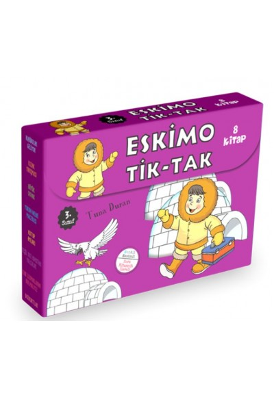 3. Sınıf Eskimo Tik Tak 8 Kitap Takım