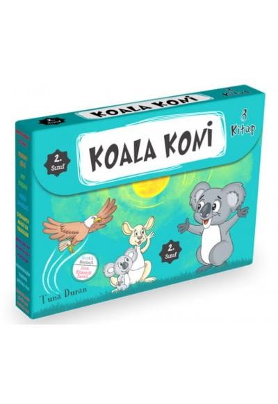 2.Sınıf Koala Koni 8 Kitap Takım