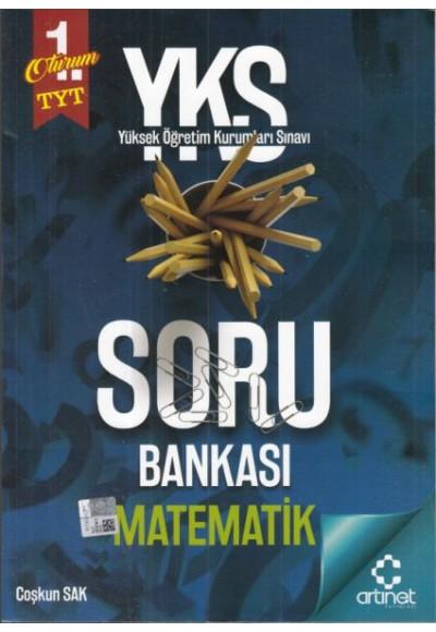 Artınet YKS TYT 1.Oturum Matematik Soru Bankası