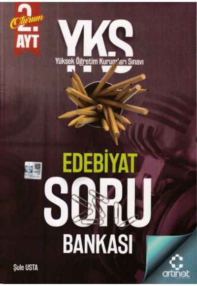Artınet YKS AYT 2.Oturum Edebiyat Soru Bankası