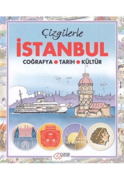Çizgilerle İstanbul - Coğrafya Tarih Kültür