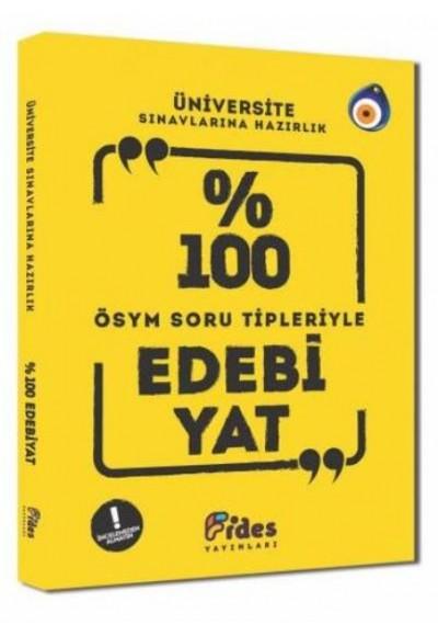 Fides ÖSYM Soru Tipleriyle 100 Edebiyat Yeni