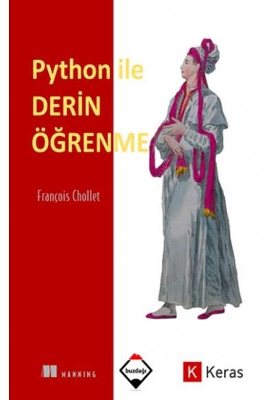 Python ile Derin Öğrenme Renkli Baskı Sıvama Cilt Kapaklı