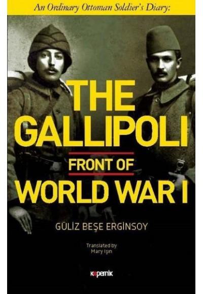 The Gallipoli Front Of World War 1