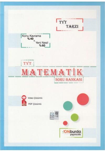 Onburda TYT Matematik Soru Bankası