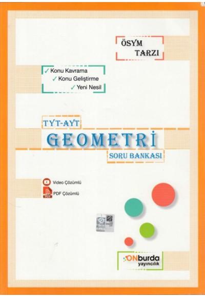 Onburda TYT AYT Geometri Soru Bankası