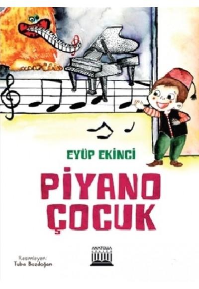 Piyano Çocuk