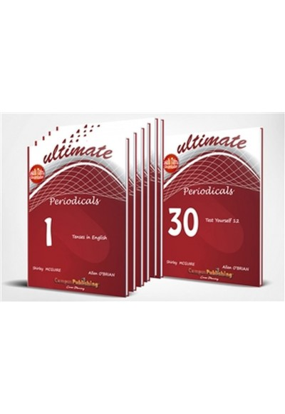 Ultimate Periodicals 30 Fasikül Takım