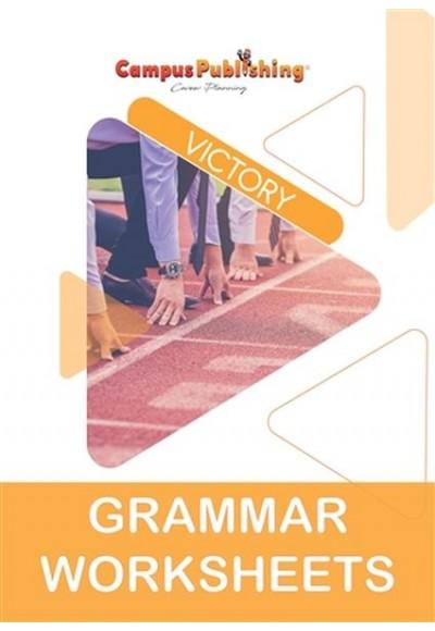 YKS Dil 12 - Victory Grammar Worksheets