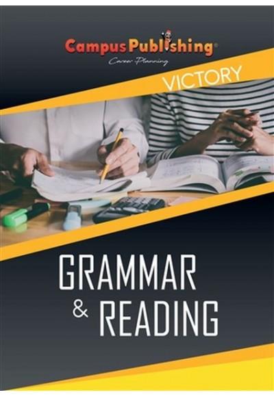 YKSDİL 12 - Victory Grammar & Reading