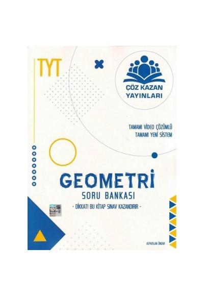 Çöz Kazan TYT Geometri Yeni Nesil Soru Bankası Yeni