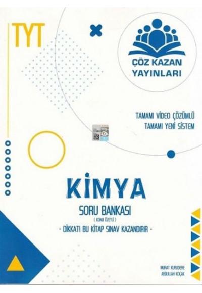 Çöz Kazan TYT Kimya Konu Özetli Soru Bankası Yeni