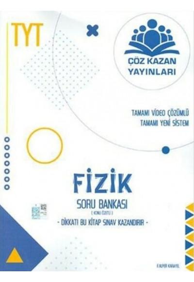 Çöz Kazan TYT Fizik Konu Özetli Soru Bankası Yeni
