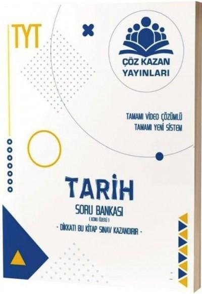 Çöz Kazan TYT Tarih Yeni Nesil Soru Bankası Yeni