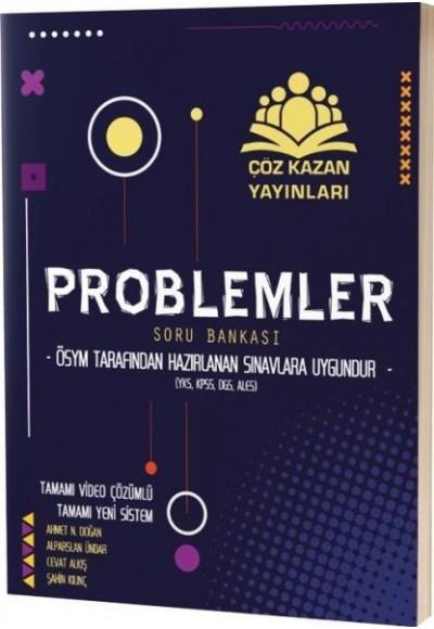 Çöz Kazan TYT Problemler Soru Bankası (Yeni)
