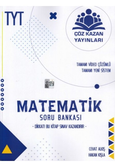 Çöz Kazan TYT Matematik Soru Bankası Yeni
