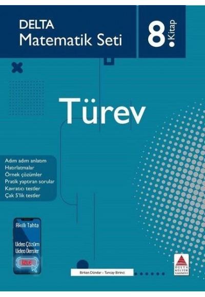 Delta Matematik Seti 8.Kitap Türev