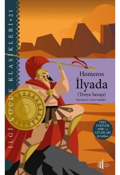 İlyada Troya Savaşı Özel Etkinlik Soru ve Cevapları ile Birlikte