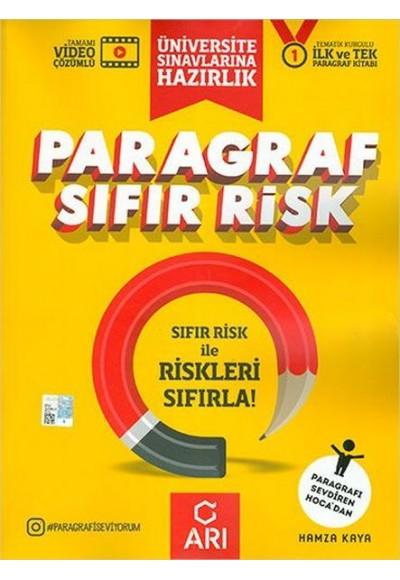 Arı Paragraf Sıfır Risk Soru Bankası (Yeni)